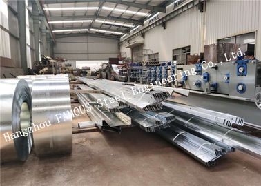 China Fabricante de aço Zinco-revestido do material de Girts AS/ANZ4600 dos Purlins de Cees dos Zeds alternativos de C25019 Lysaght fábrica